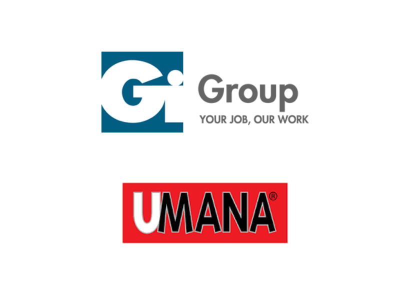 Al via le collaborazioni con Gi Group e Umana