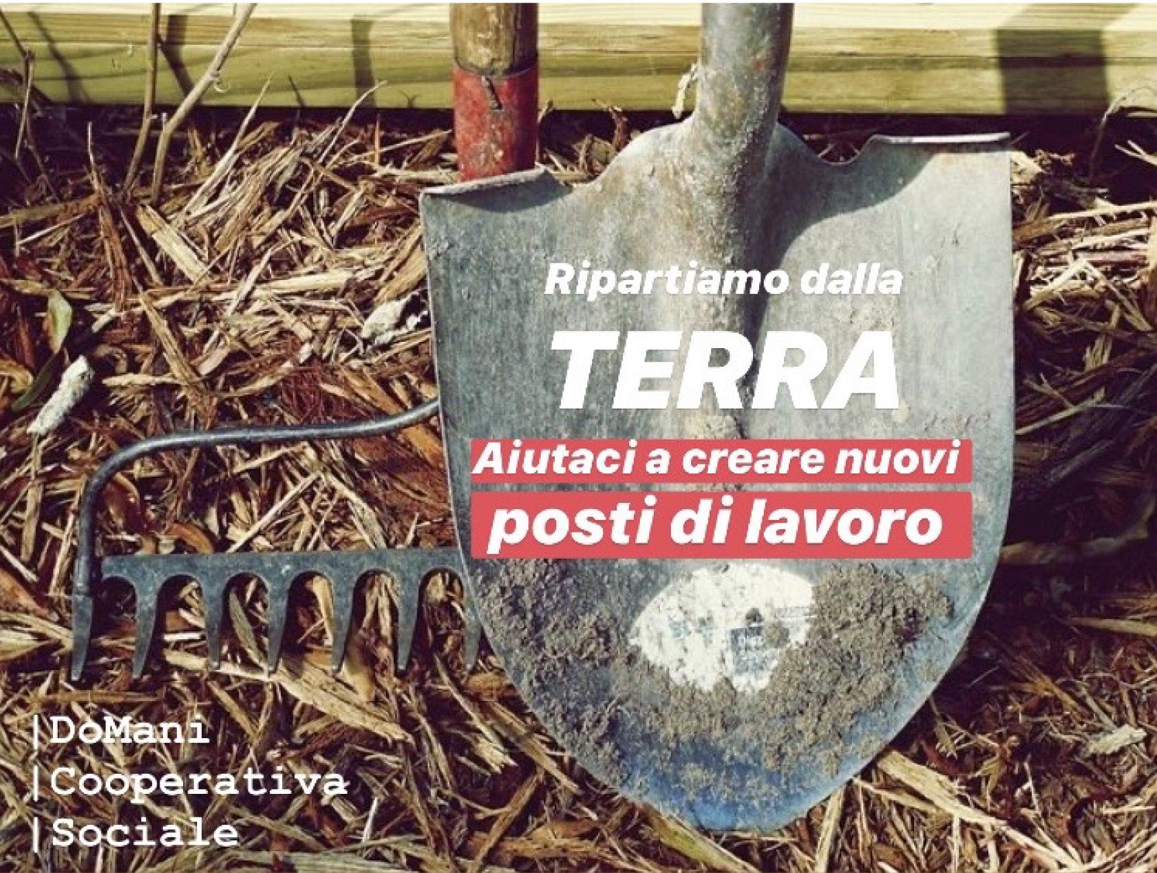 AgriLavoro con DoMani: un progetto di agricoltura sociale e sostenibile all'Eremo di Ronzano