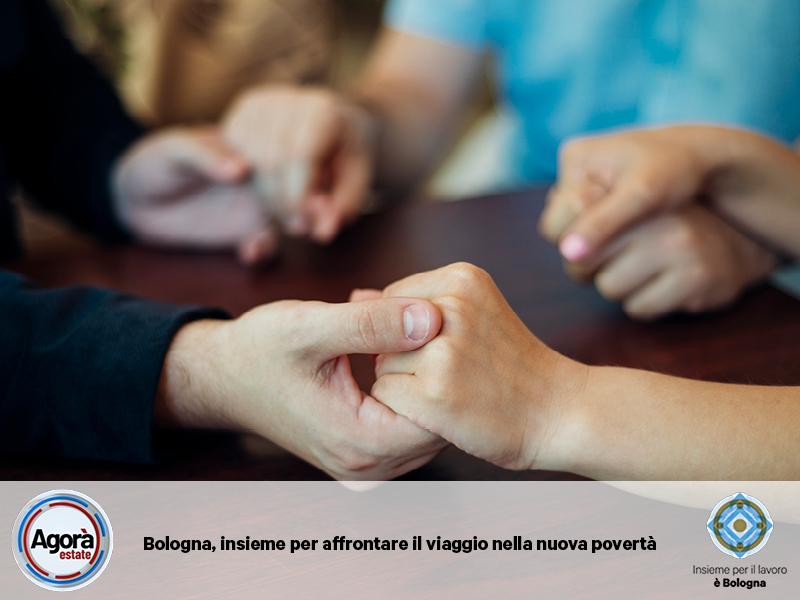 Bologna, insieme per superare il viaggio nella nuova povertà