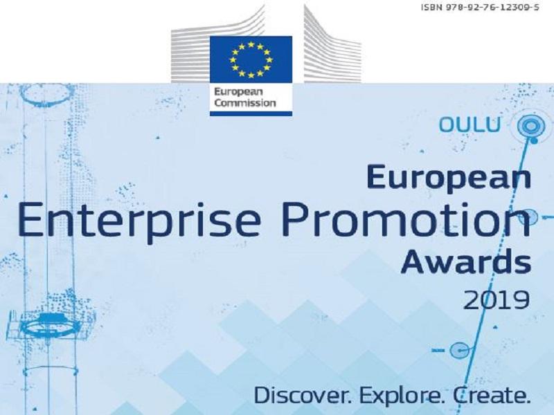 Secondo posto agli European Enterprise Promotion Awards