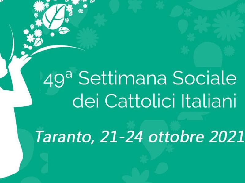 Insieme per il lavoro alla 49ª edizione della Settimana Sociale dei Cattolici Italiani