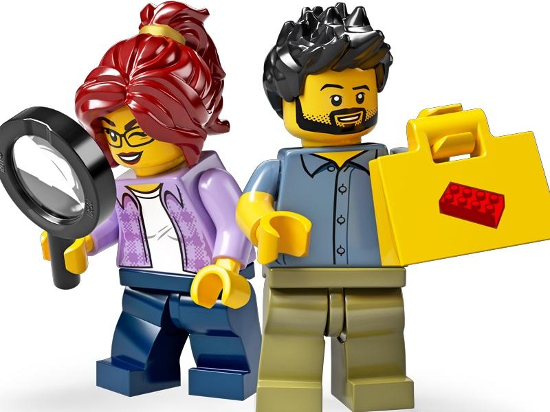 Colloqui con i Lego, l'idea piace anche agli studenti