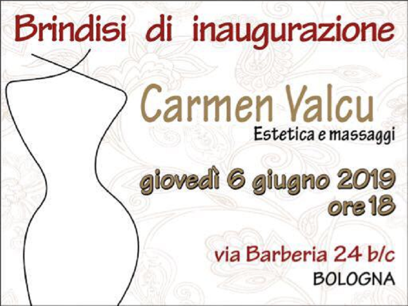 Estetica e massaggi di Carmen Valcu: un nuovo progetto di autoimpiego